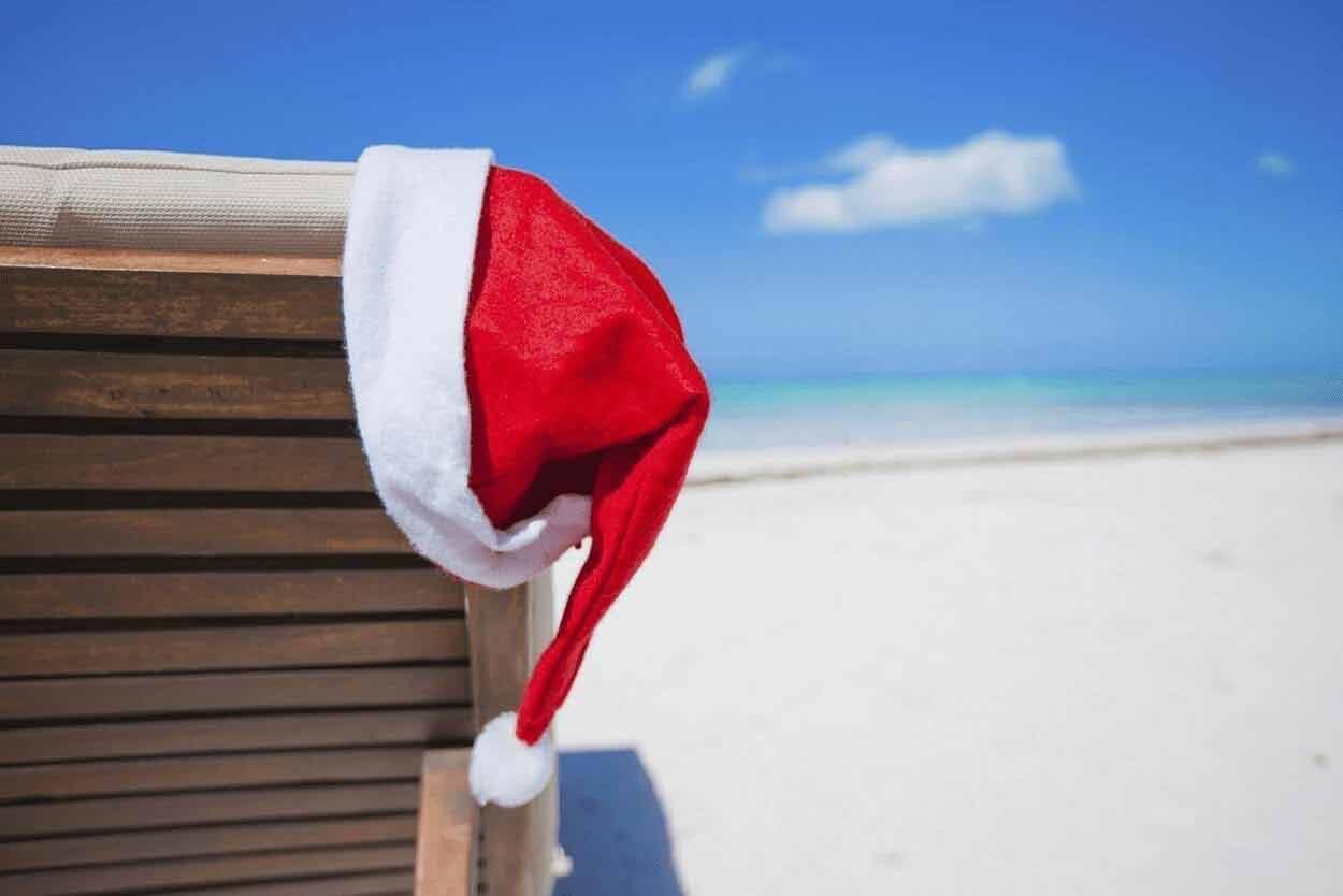 Święta za granicą