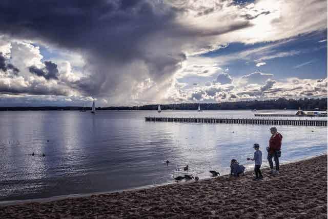 Jeśli na wakacje nad jeziorem w Polsce to tylko Jezioro Niegocin