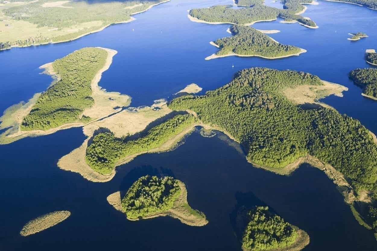 polskie jeziora to nie tylko jeziora mazurskie