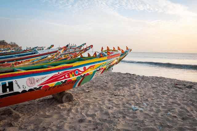 Senegal - jeden z piękniejszych krajów Afryki. Jeśli nie wiesz gdzie na wakacje w marcu - jedź do Senegalu
