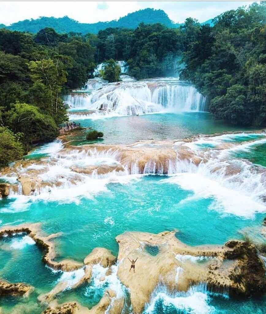Agua Azul, Meksyk. Kiedy jechać do Meksyku?