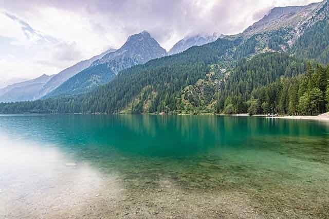Anterselva, Dolomity