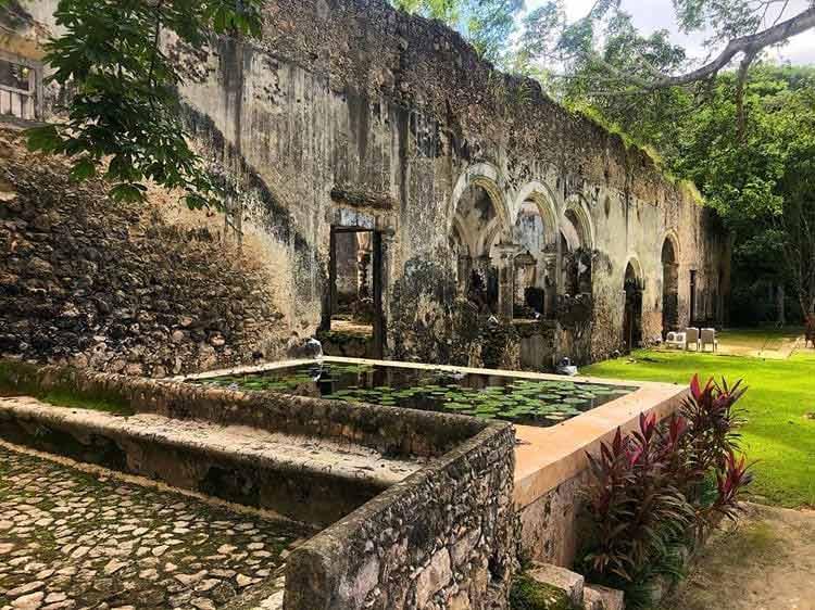Campeche - ciekawe miejsca w Meksyku