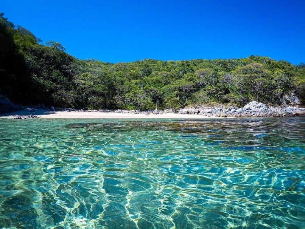 La Entrega, najpiękniejsze plaże w meksyku