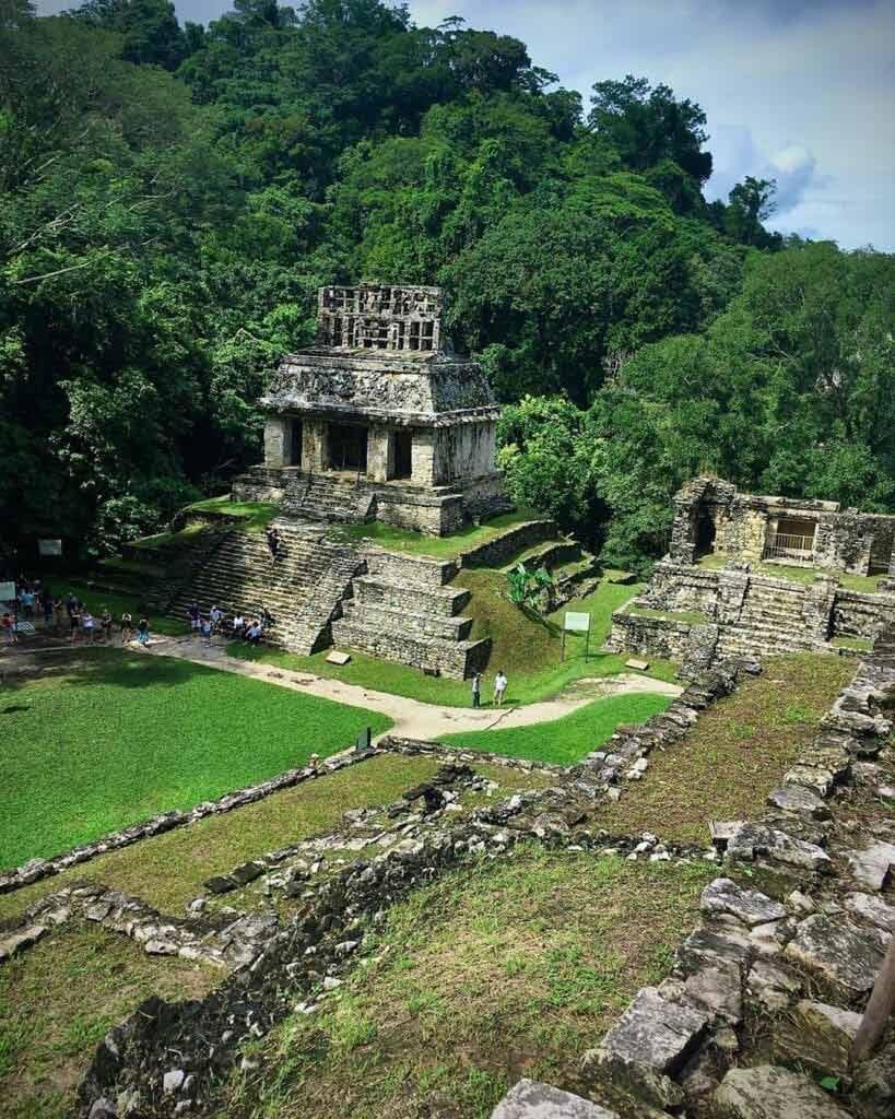 Atrakcje w Meksyku? Palenque