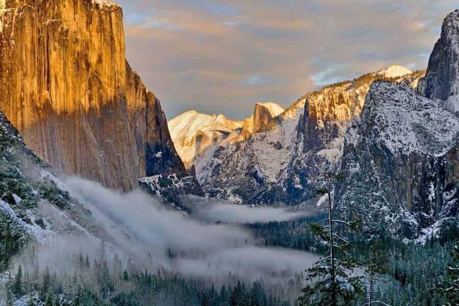 Park Narodowy Yosemite USA