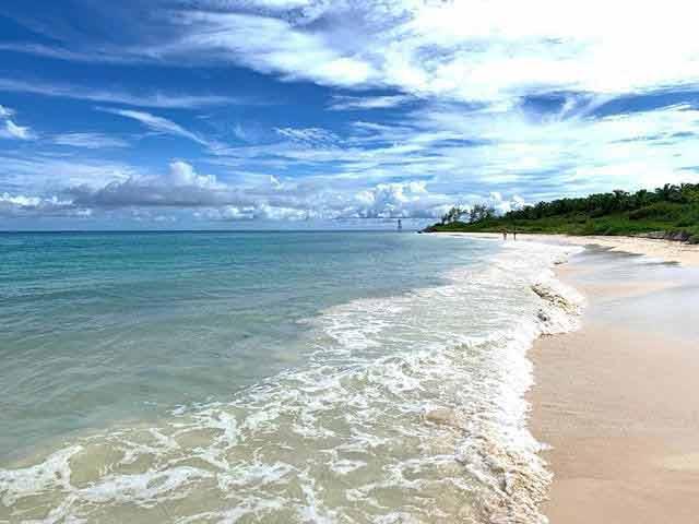 Playa Maroma kiedy najlepiej jechać do meksyku