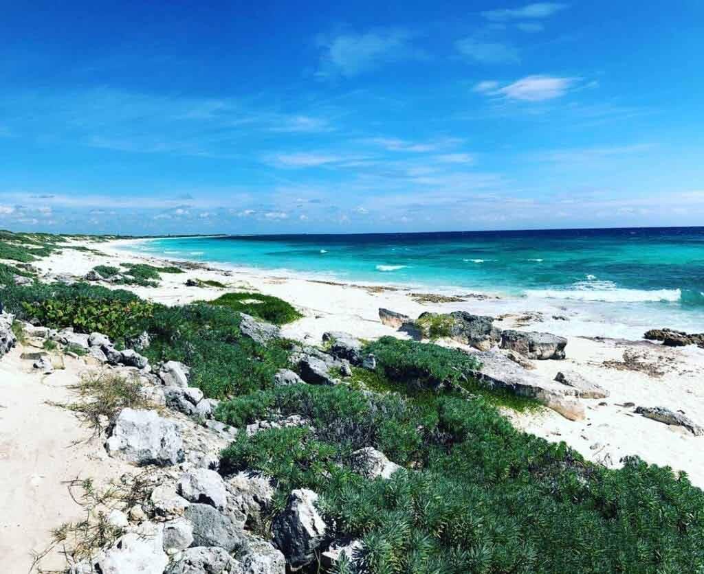 Najpiękniejsze plaże w Meksyku? Punta Sur