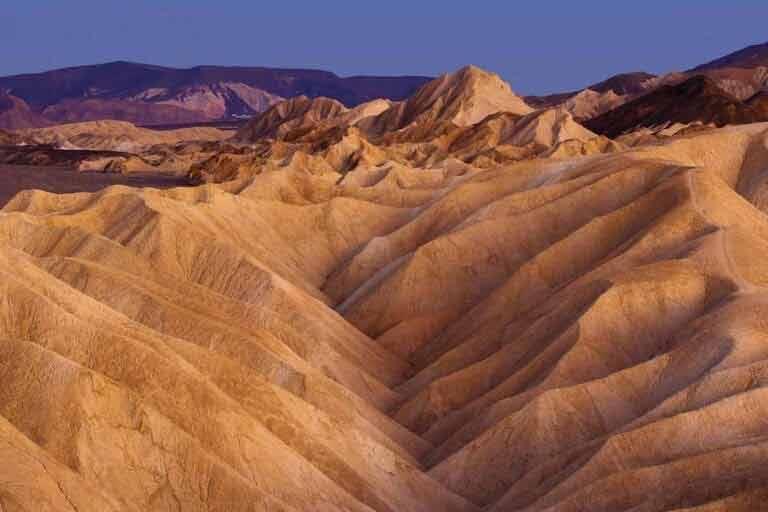 Pustynia Mojave i słynna Dolina Śmierci