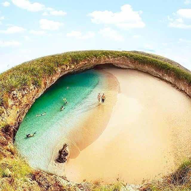 Wyspy Marieta - atrakcje Meksyku
