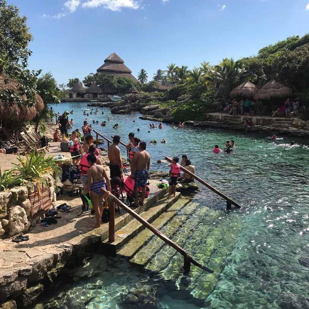 Xcared Park - atrakcje w Meksyku