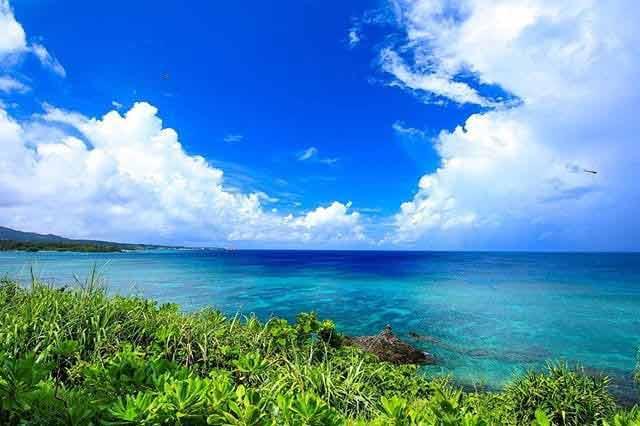 Okinawa, Japonia - ekskluzywne wakacje