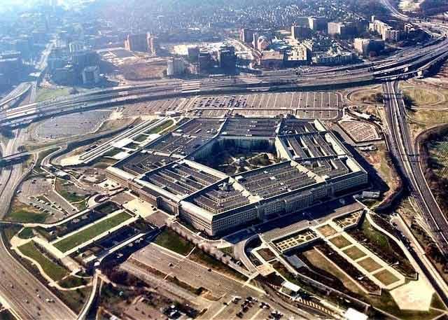 pentagon, zwiedzanie usa