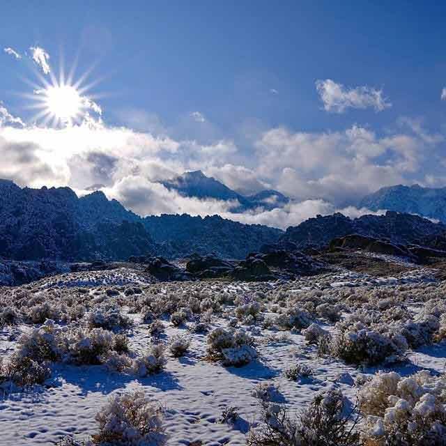 Sierra Nevada i zwiedzanie Parku Yosemite