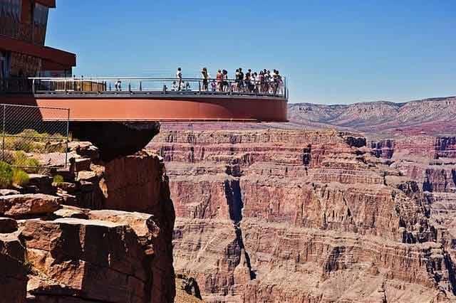Wielki kanion, skywalk
