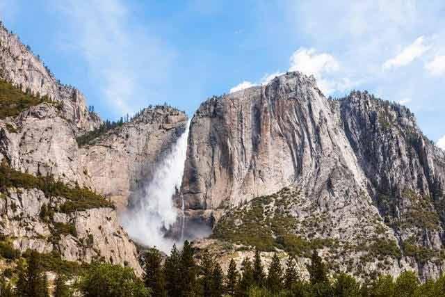 Park Narodowy Yosemite - co warto zobaczyć w usa