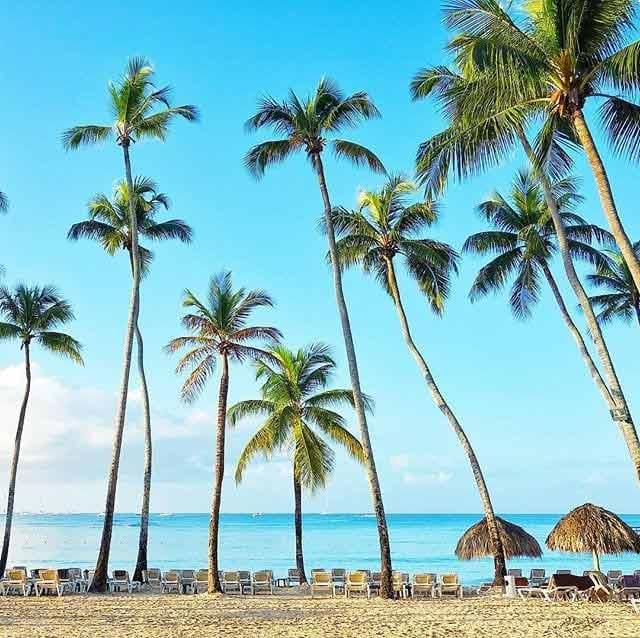 Dominikana pogoda marzec
