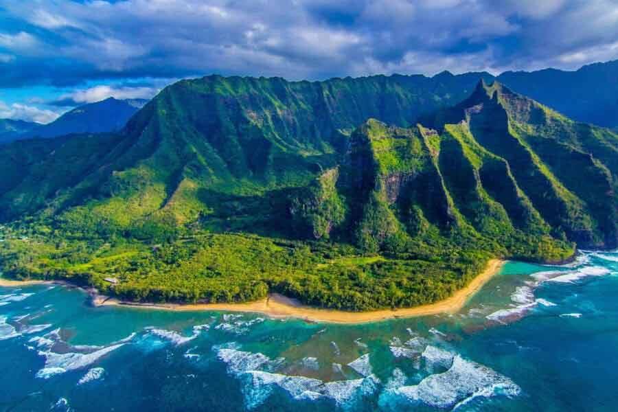 Hawaje kiedy jechać i kiedy lecieć na wakacje pogoda