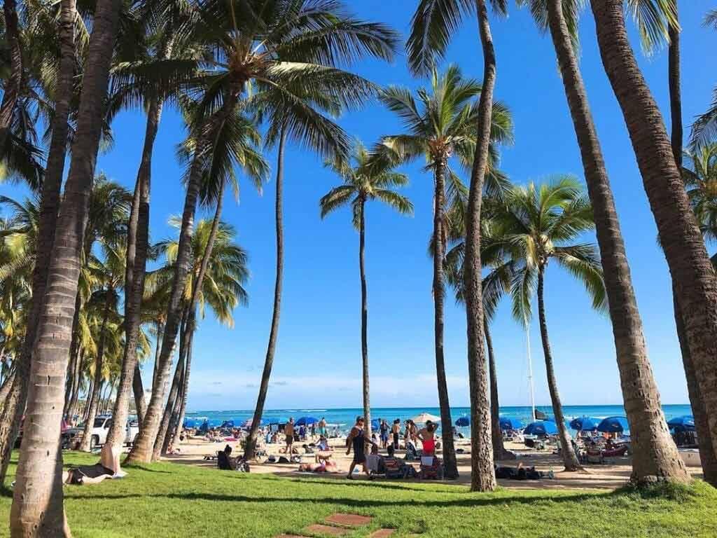Honolulu pogoda