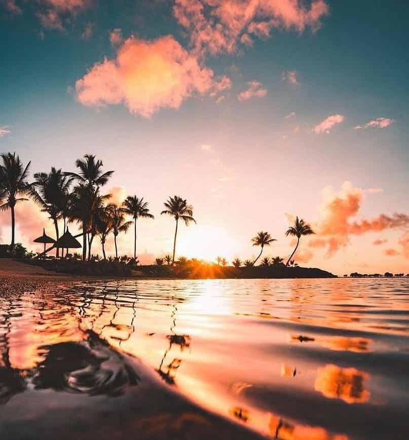Luksusowe wakacje Mauritius