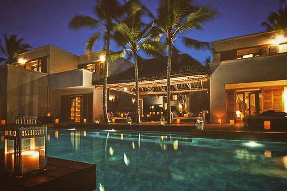 Luksusowy hotel w Tanzanii