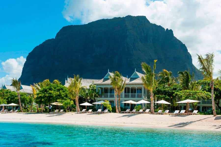 Mauritius Luksusowe wakacje ekskluzywne