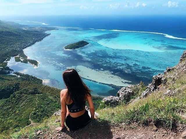 Mauritius kiedy najcieplej