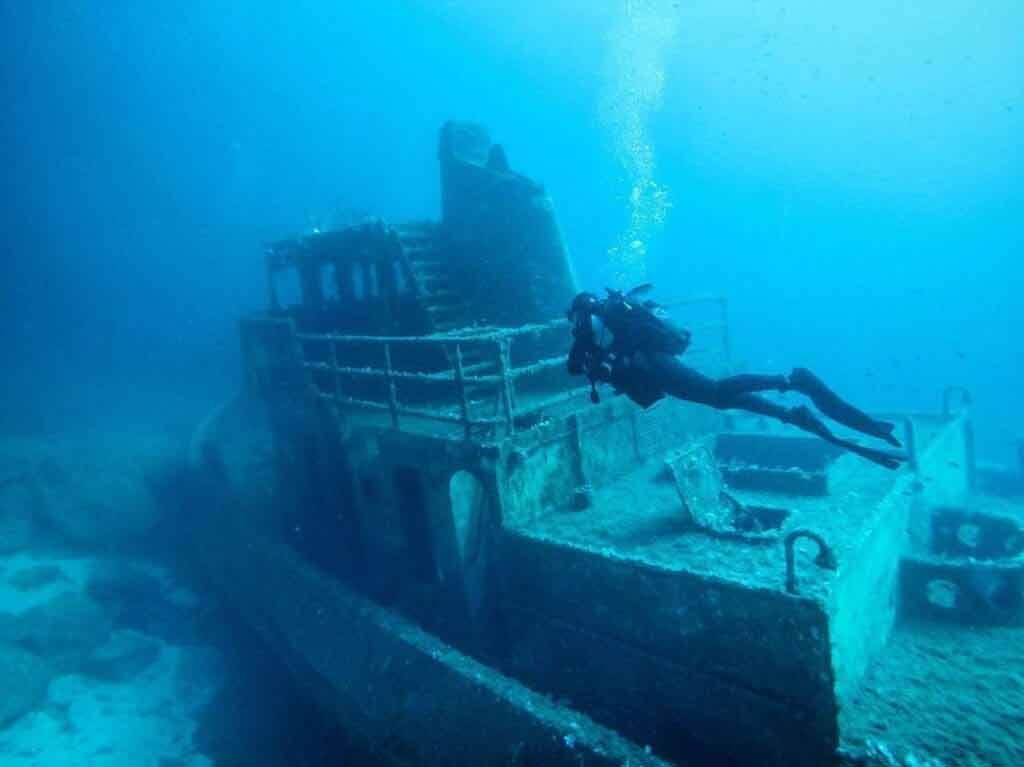 Nurkowanie Malta