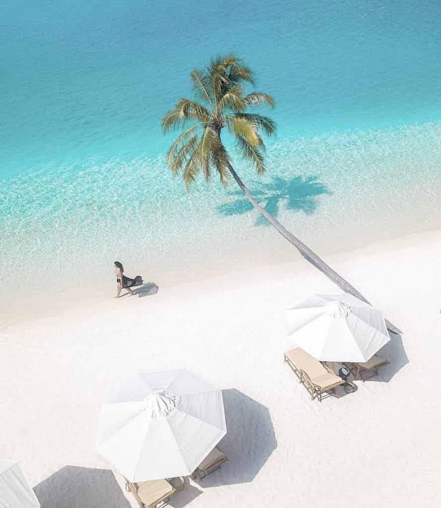 Pora deszczowa na Malediwach