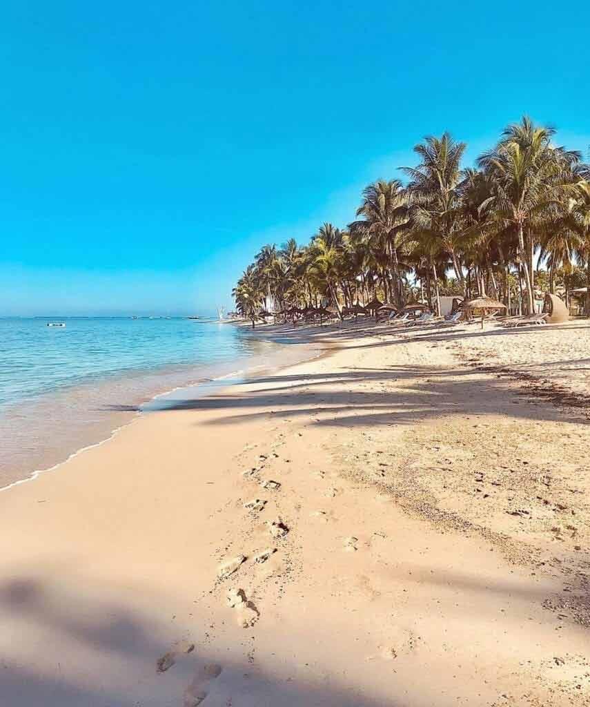najcieplejszy miesiąc Mauritius
