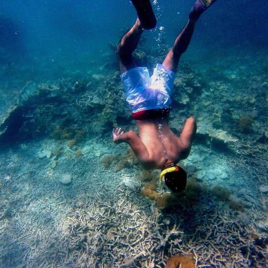 nurkowanie Mauritius