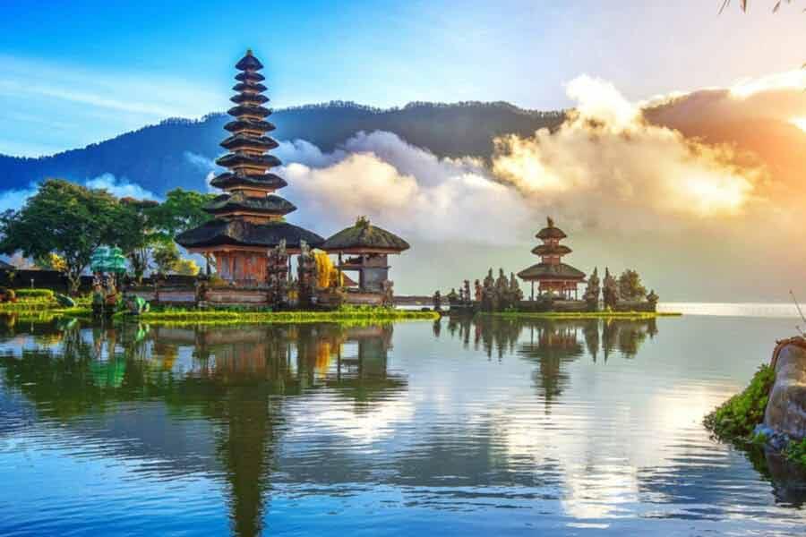 Bali pogoda klimat kiedy jechać kiedy lecieć