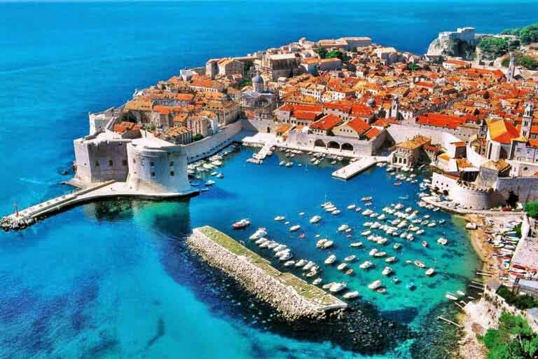 Chorwacja, najlepsze miasta turystyczne na wakacje w Chorwacji
