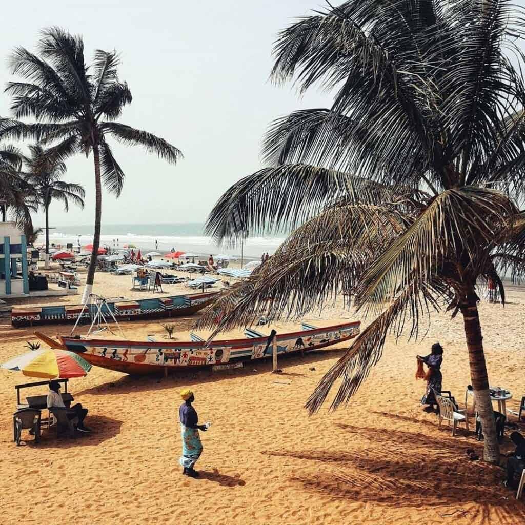 Gambia - wycieczki do ciepłych krajów
