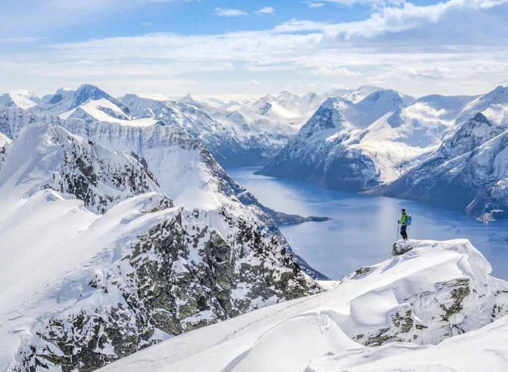 Hjørundfjord - Wyjazd do Norwegii