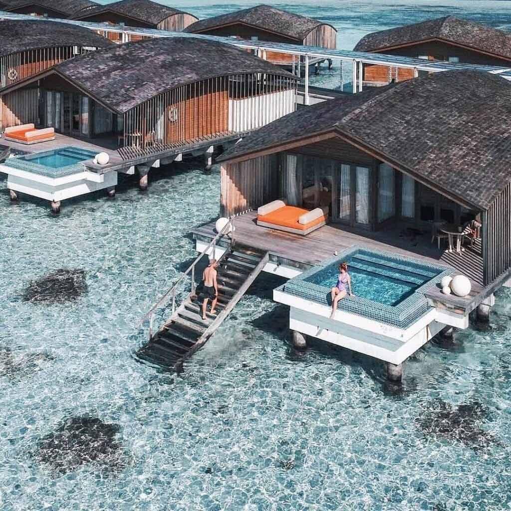 Najlepsze hotele na Malediwach