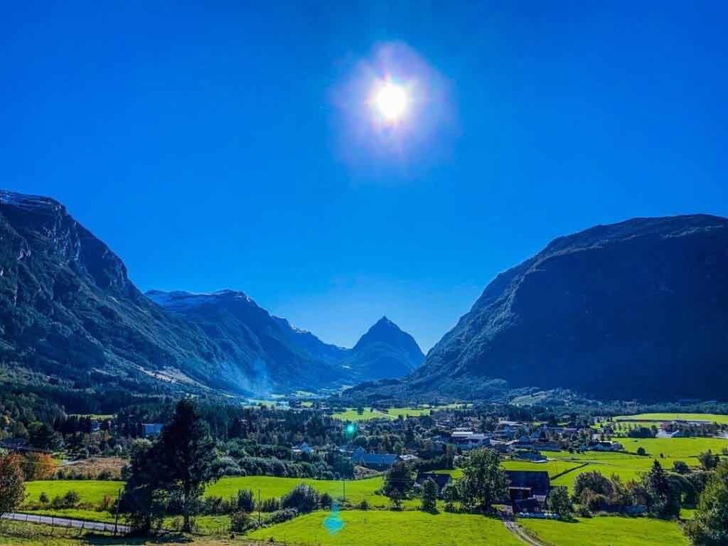 Nordfjord - Norweskie fiordy