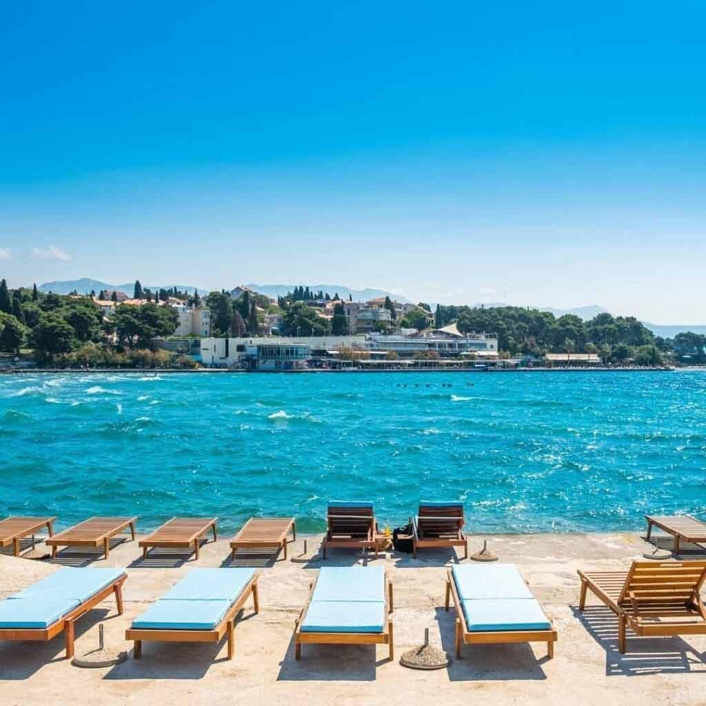 Split, miasta turystyczne