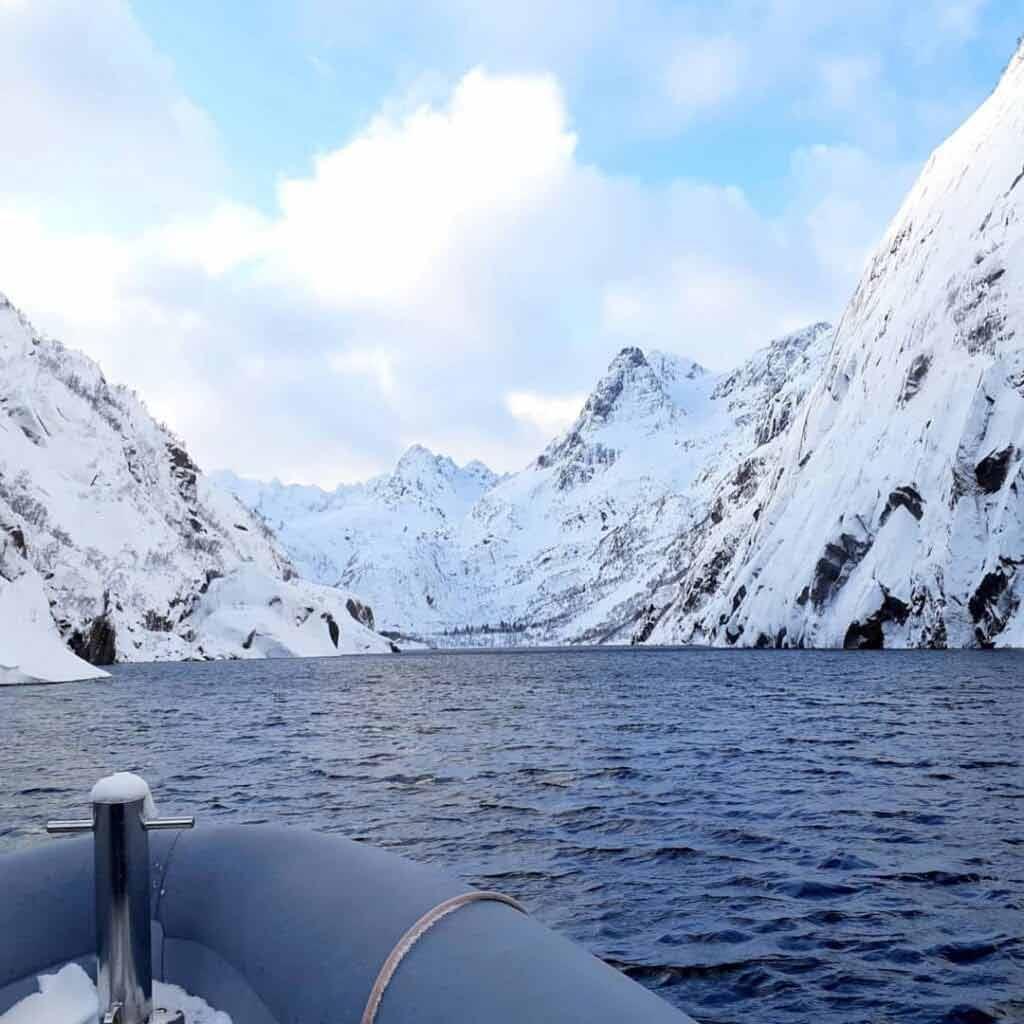 Trollfjord - Wycieczka fiordy