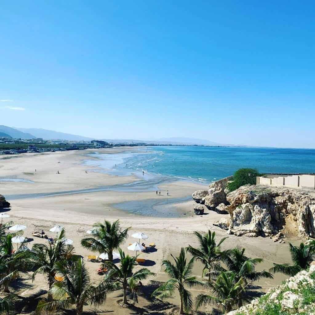 Tropikalne wakacje w Omanie