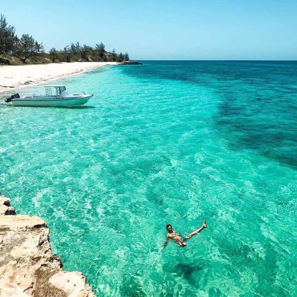 Wakacje tropikalne - Mozambik