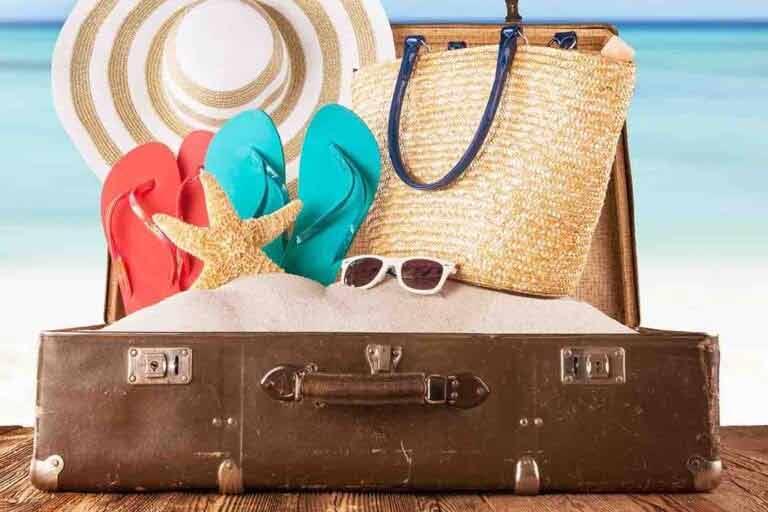 co trzeba zabrać na wakacje i co spakować na podróż
