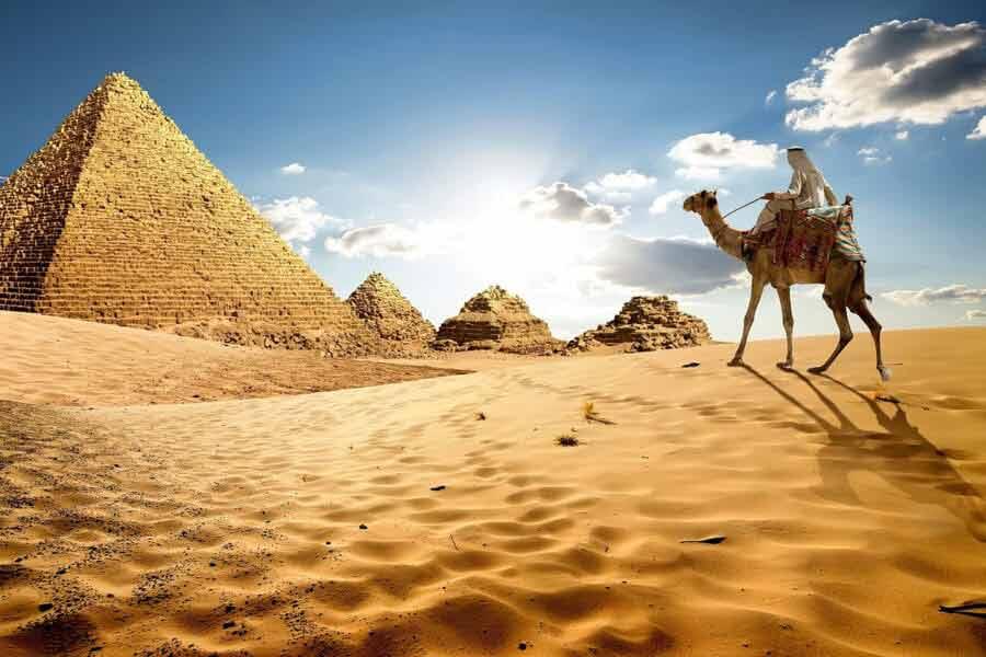 Egipt - kiedy jechać, kiedy lecieć, jaka pogoda i temperatura w miesiącach
