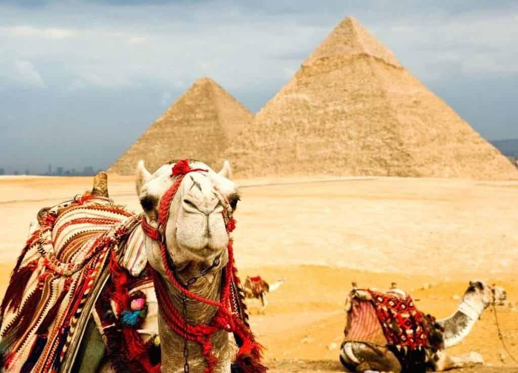Kiedy do Egiptu