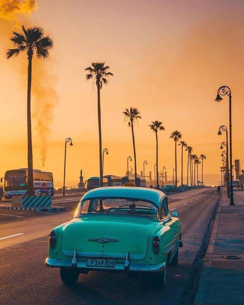 Kiedy lecieć na Kubę