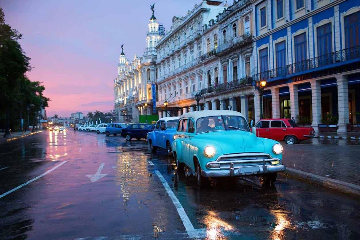 Kuba - kiedy jechać, kiedy lecieć, jaka pogoda, jaka temperatura i kiedy pora deszczowa