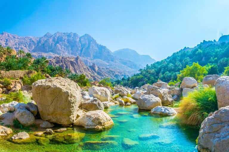 Oman - kiedy jechać, kiedy lecieć, jaka temperatura, jaka pogoda, jaki klimat