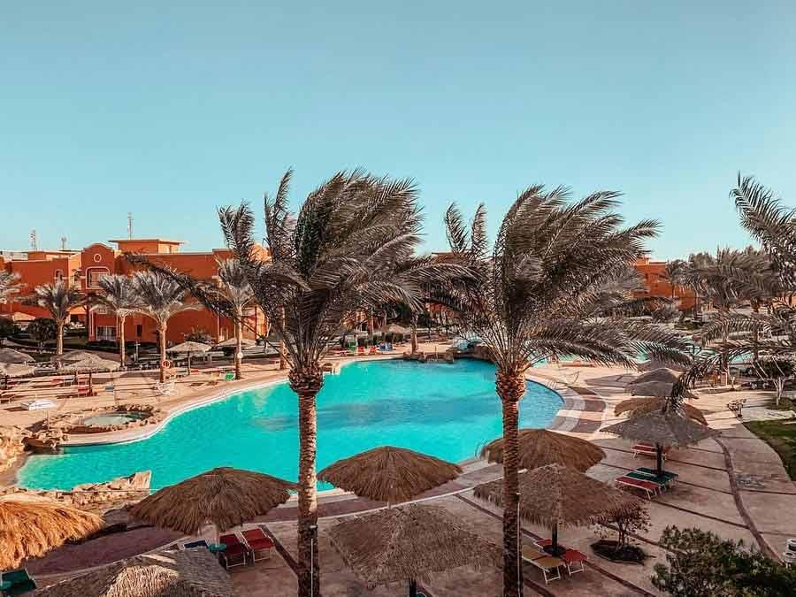Pogoda Sharm El Sheikh