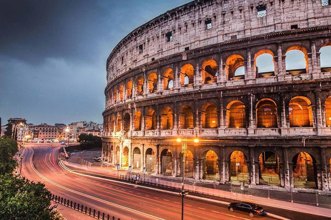 Przewodnik po Rzymie. Atrakcje, zabytki, co zobaczyć, co zwiedzić w Rzymie