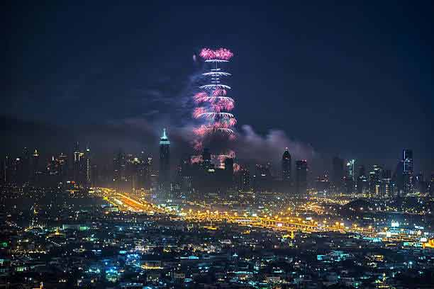 Sylwester w Dubaju
